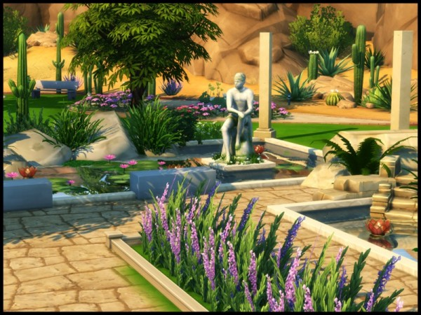 The Sims Resource: Oasis Spings National Park by Terramoon