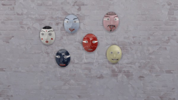 Meinkatz Creations: Mood Mask by Hay