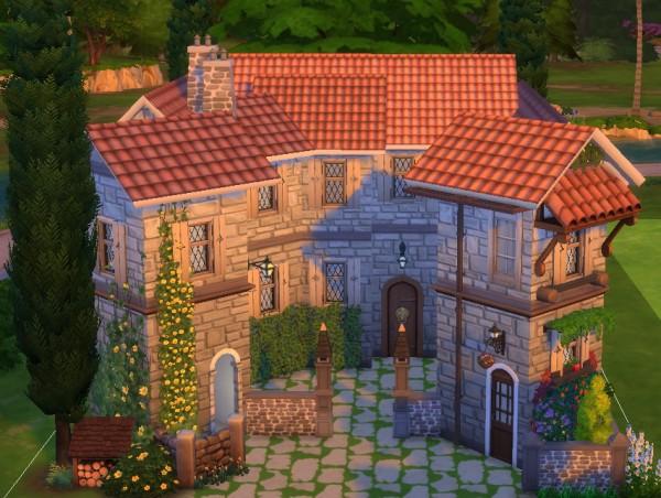 Sims My Homes: Castel Novo