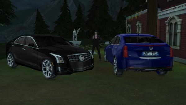 Lory Sims: Cadillac ATS