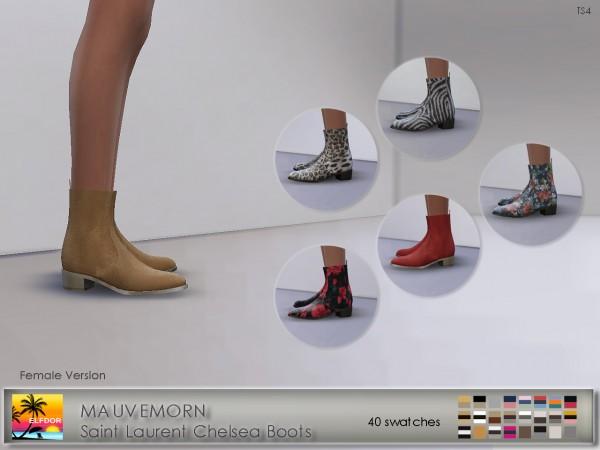 Elfdor: Chelsea Boots Recolored