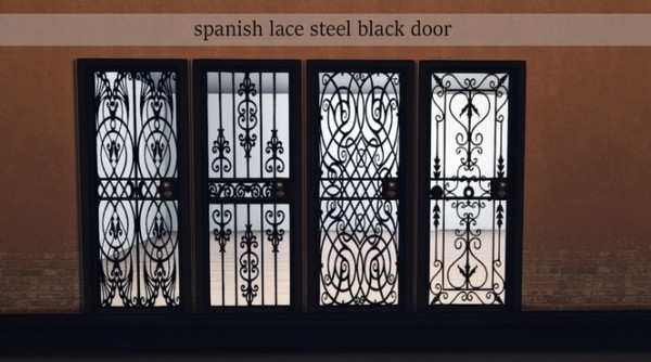 sims 4 designs  outdoor security lights and spanish lace