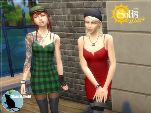 Simsworkshop: Solis Dress by Standardheld