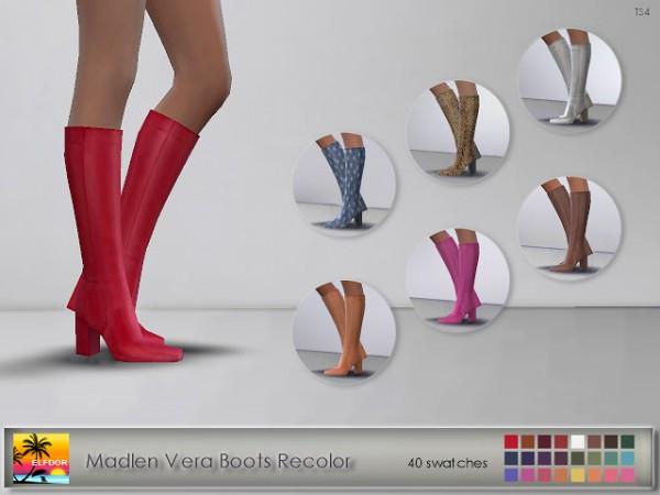Elfdor: Madlen Vera Boots Recolor