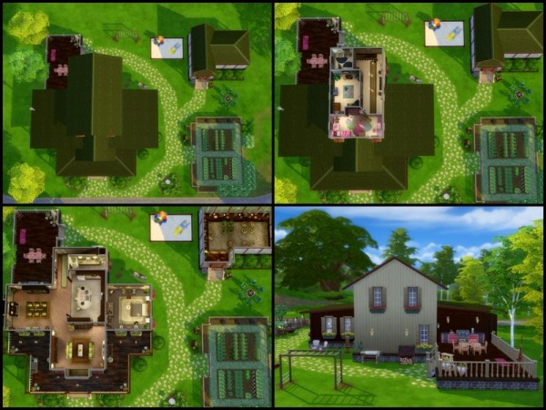 The Sims Resource: Planters Farm by sparky