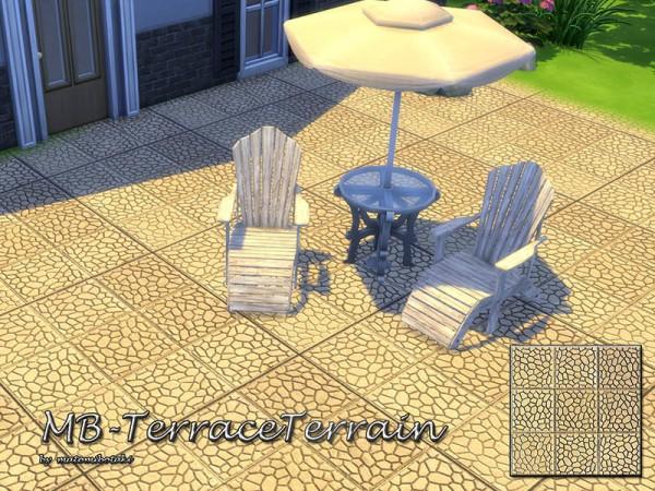The Sims Resource: Terrace Terrain by matomibotaki