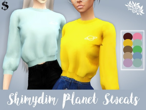 The Sims Resource: Planet Sweats by Shimydim