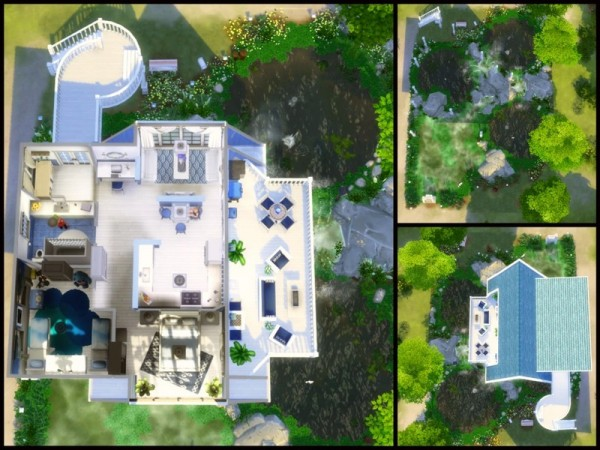 The Sims Resource: High Water by sparky