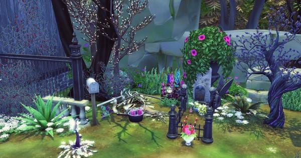 Studio Sims Creation: La Crypte