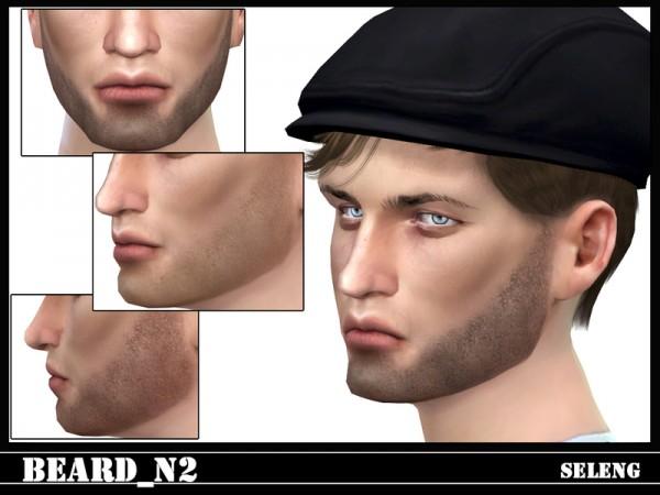 The Sims Resource: Beard N2 by Seleng