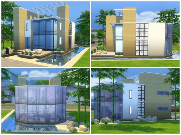 The Sims Resource: House Agave by yvonnee