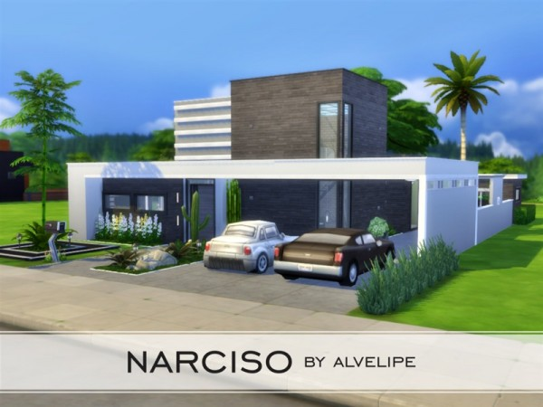 The Sims Resource: Narciso   NO CC by Avelip