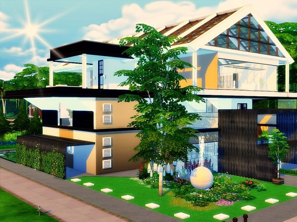 The Sims Resource: Wildor house by marychabb