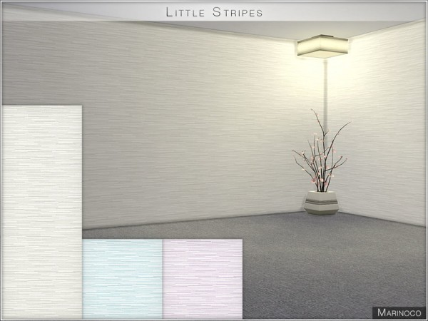 The Sims Resource: Little Stripes by Marinoco