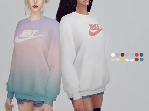 kk sims: Sweatshirts 03 FM