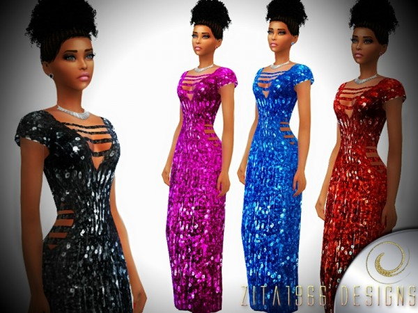 The Sims Resource: Sequin Star Collection by ZitaRossouw