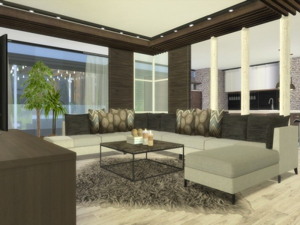 The Sims Resource: Vitality house by Suzz86