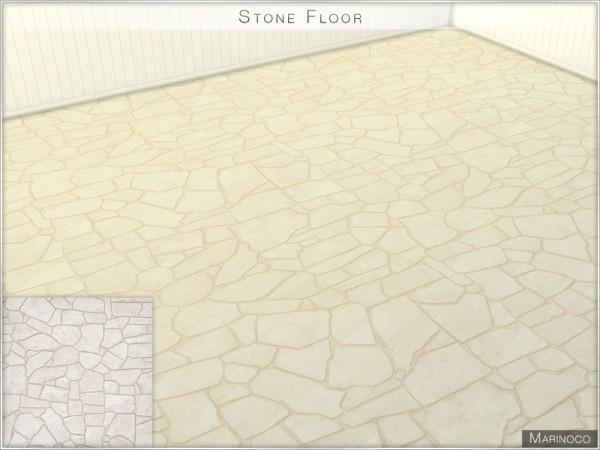 The Sims Resource: Stone Floor by Marinoco