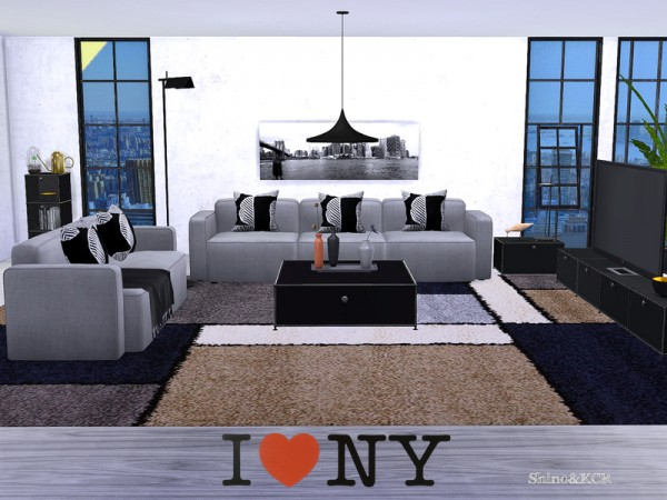 The Sims Resource: Living New York by ShinoKCR