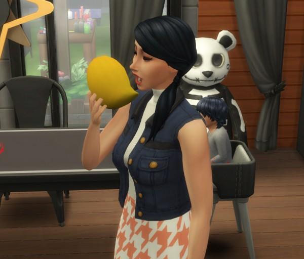 Mod The Sims: Harvestable Season fruit tress   Mango, Guava, Plum by icemunmun