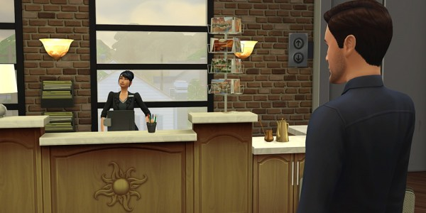 Mod The Sims: Firefighter, Hotel Employee, Stylist and Private Tutoring by sims blog.de