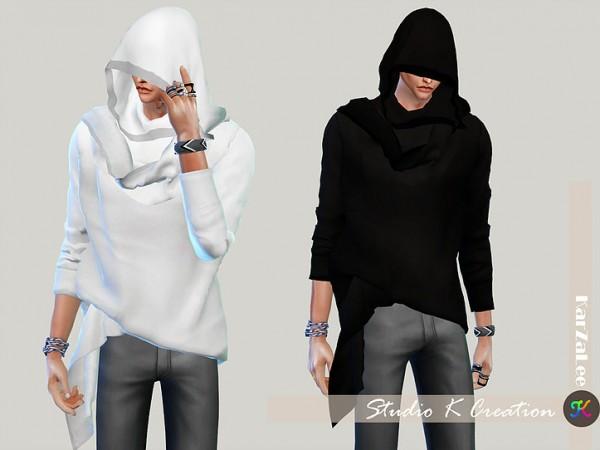 Studio K Creation: Dark Souls   Mage of Kai   hoodie hat and top