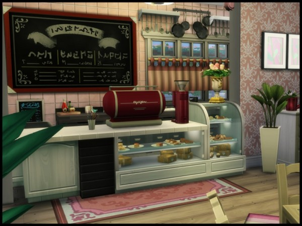 The Sims Resource: Grandmas Coffee by Terramoon