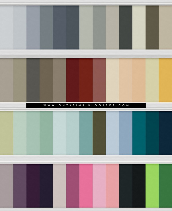 Onyx Sims: Graham Brown Simple Wall Paint Collection