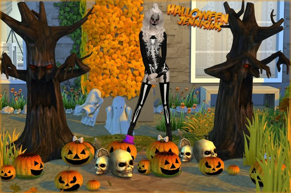 Jenni Sims: Collection Happy Halloween!!!