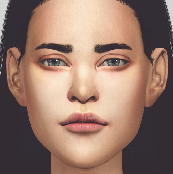 Magic Bot: Alpha Maxis Skin overlay • Sims 4 Downloads