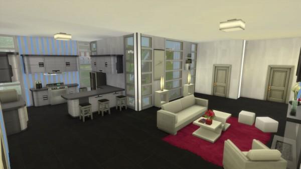 ... La Luna Rossa Sims: Contempo Living House