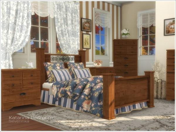 The Sims Resource: Katarina bedroom by Severinka