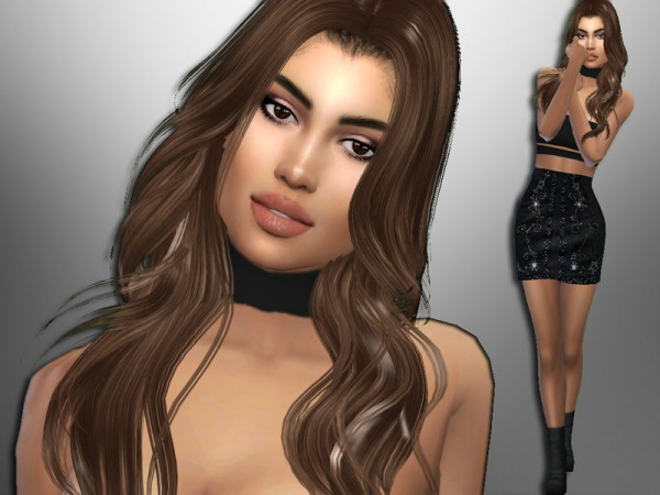 The Sims Resource: Rachel Leon sims models by divaka45