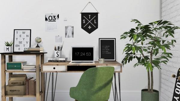 MXIMS: Mid century office 6
