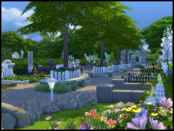 The Sims Resource: St.Coorinberg Church by Terramoon