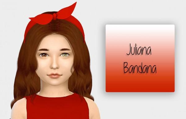 Simiracle: Juliana Bandana   Kids Version