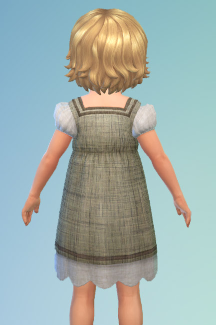 Blackys Sims 4 Zoo: Toddler dress 1 by mammut