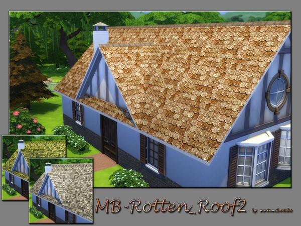 The Sims Resource: Rotten Roof 2 by matomibotaki