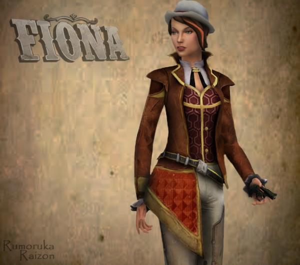 Rumoruka Raizon: Fiona