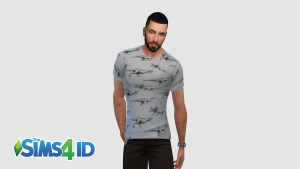 David Veiga: Marcos t shirt