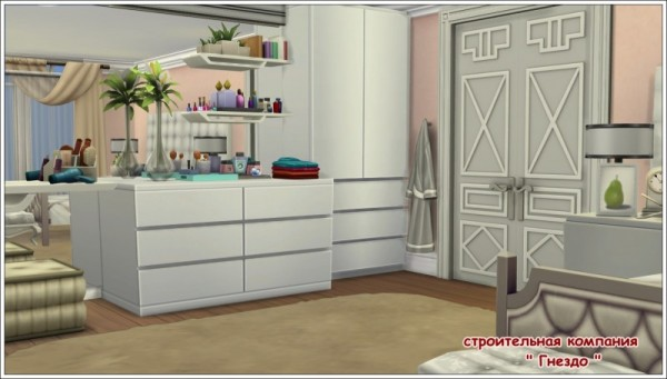 Sims 3 by Mulena: Classic bedroom