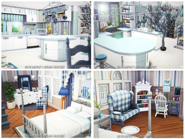 The Sims Resource: Warm Family Home No cc by Runaring
