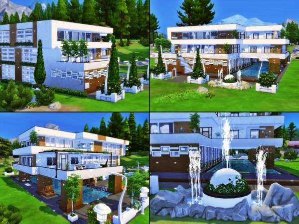 The Sims Resource: Square Valley by Nessca