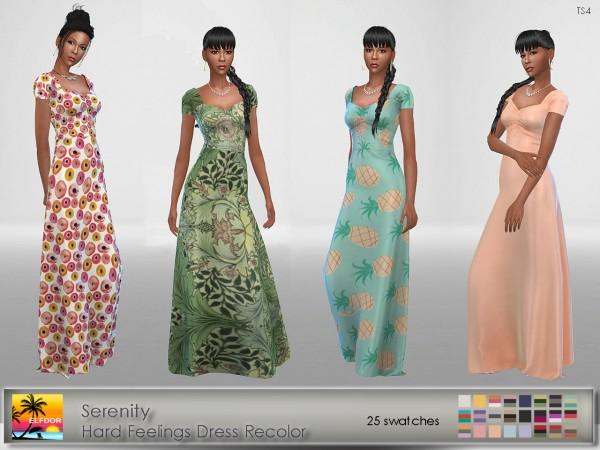 Elfdor: Serenity`s Hard Feelings Dress Recolor