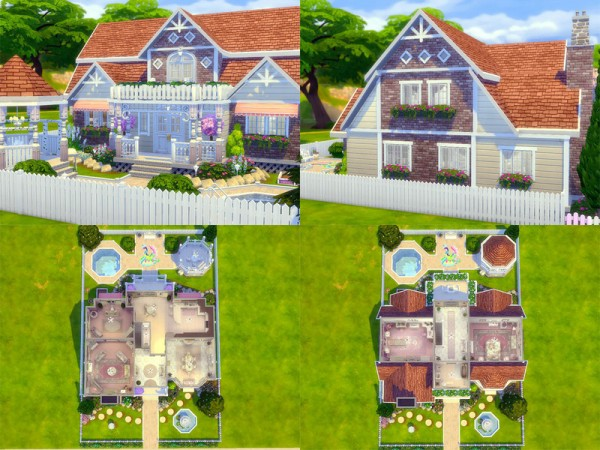 The Sims Resource: Roselea house by sharon337