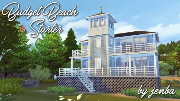 Jenba Sims: Budget Beach Starter