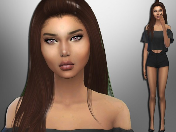 The Sims Resource: Madelyn Heaton by divaka45