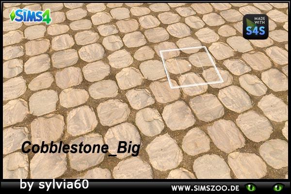 Blackys Sims 4 Zoo: Cobblestone  Big by sylvia60