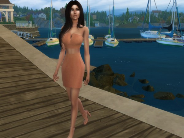 The Sims Resource: Lauren Hatton by divaka45