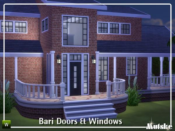 The Sims Resource: Bari Doors and Windows Part 2 by mutske